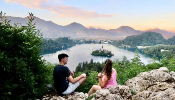 1 semaine de road trip dans l'ouest de la Slovénie!