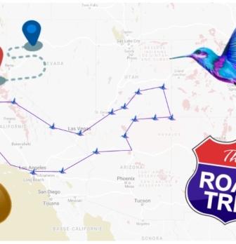 25 jours dans l'ouest américain : infos, itinéraire et budget !