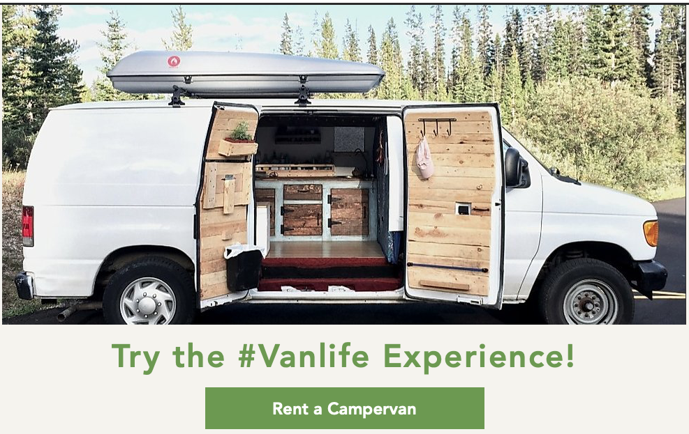 Photo d'un vans chez new age travel and services