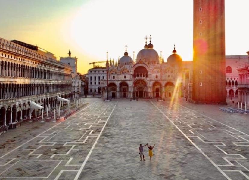 Un weekend de 4 jours à Venise