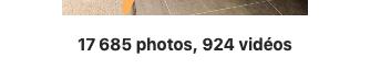 nombre de photos et vidèos dans Photos de macos